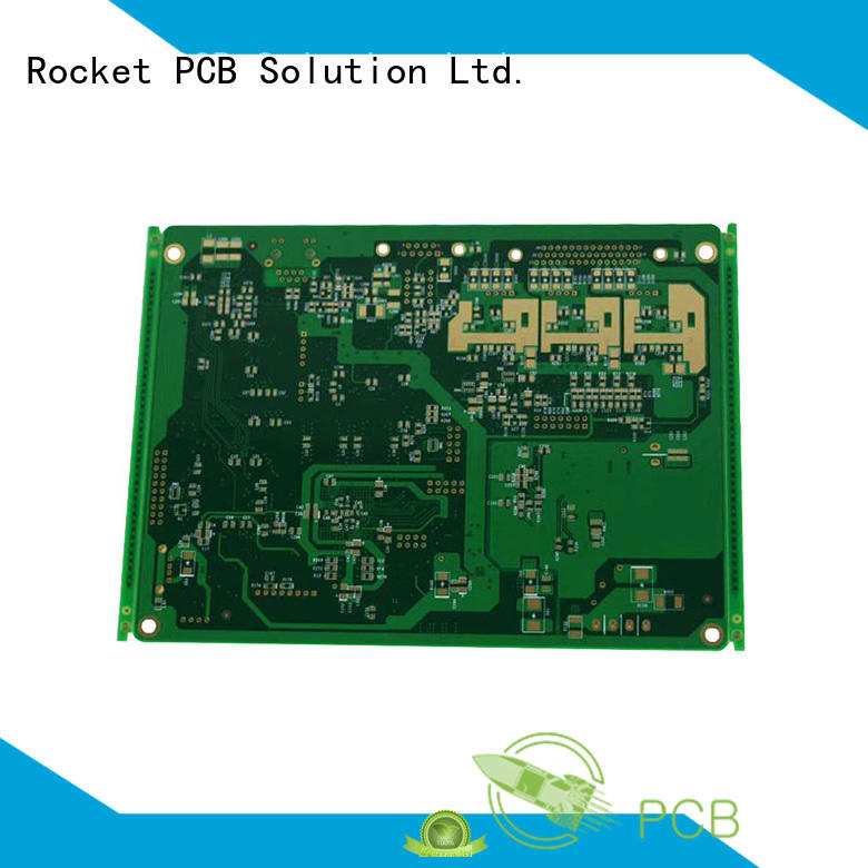 heavy thick copper pcb for digital product Rocket PCB