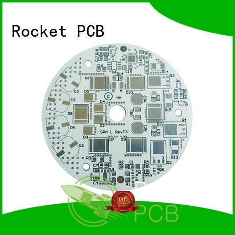 Rocket PCB base printed circuit boards design fabrication and assembly circuit for equipment