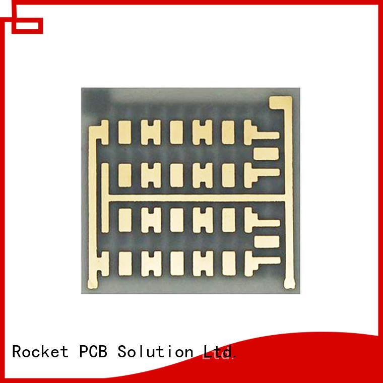 Rocket PCB heat-resistant ceramic pcb material base for electronics