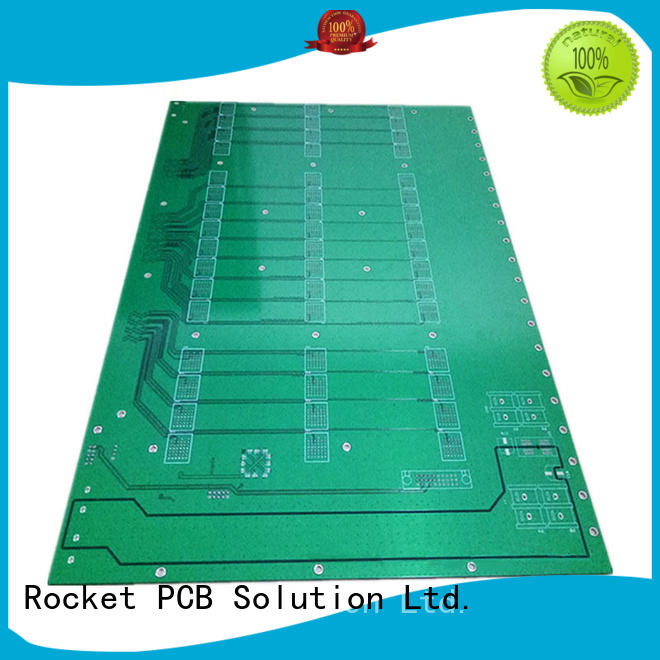 large pcb prototype board format smart house control Rocket PCB