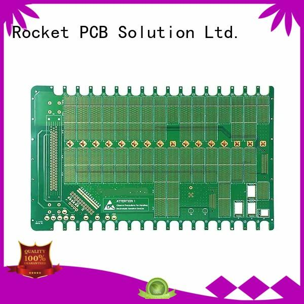 Rocket PCB printed circuit board manufacturing process industry for vehicle