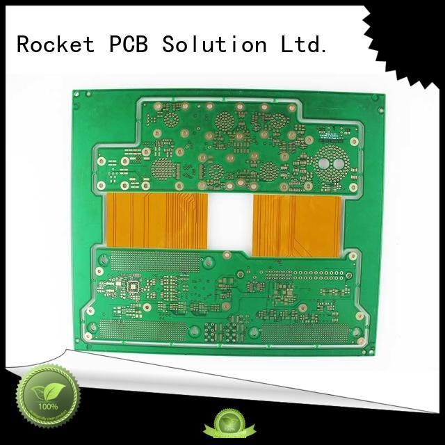 Rocket PCB rigid rigid pcb top brand industrial equipment