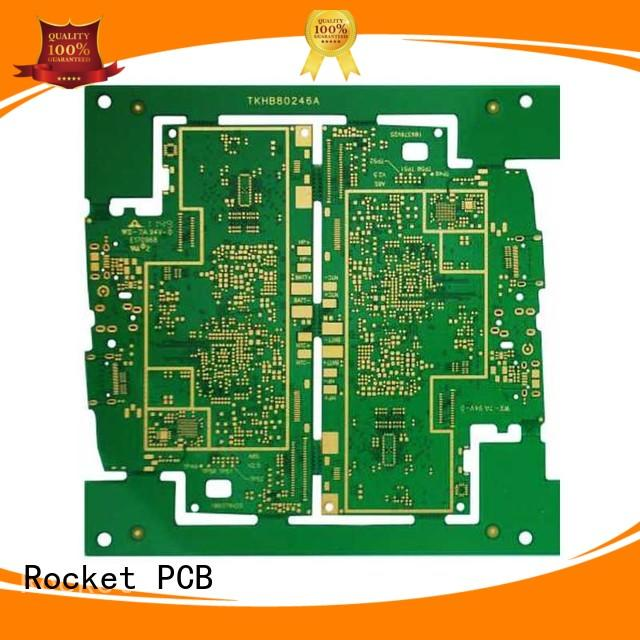 Rocket PCB multistage pcb hdi prototype wide usage