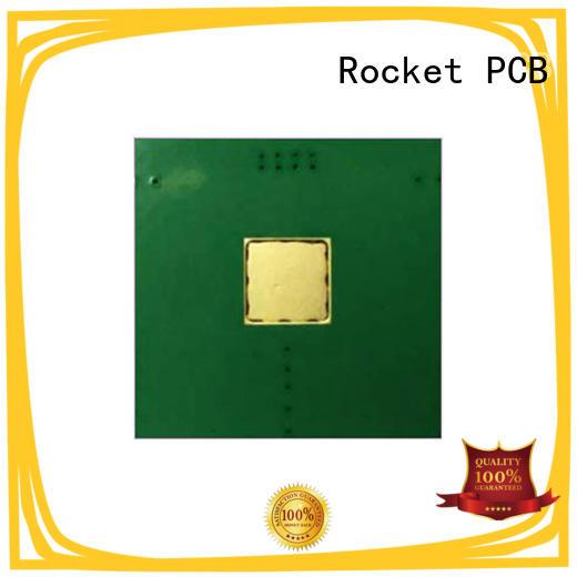 Rocket PCB metal thermal management pcb circuit for electronics