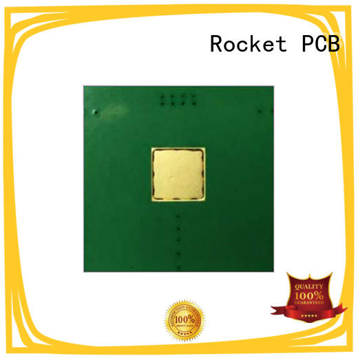 Rocket PCB metal thermal management pcb circuit for electronics