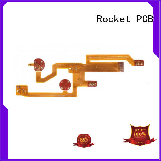 Rocket PCB pi flex pcb board for digital device