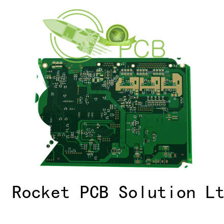Rocket PCB thick power pcb for electronics