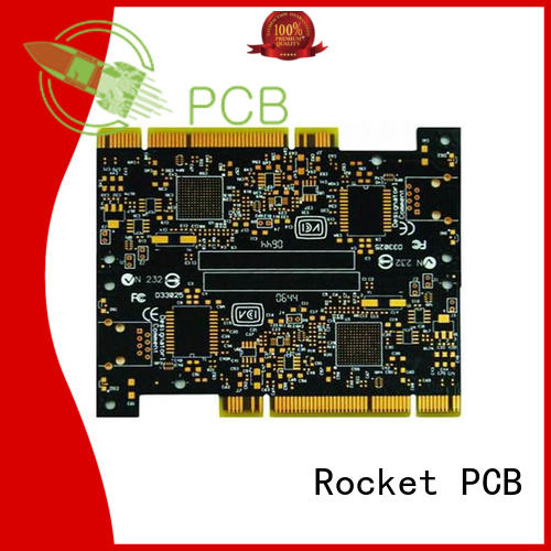 Rocket PCB popular gold column connector for wholesale