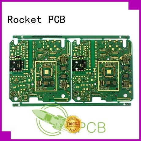 Rocket PCB stacked pcb manufacturing process fabrication at discount