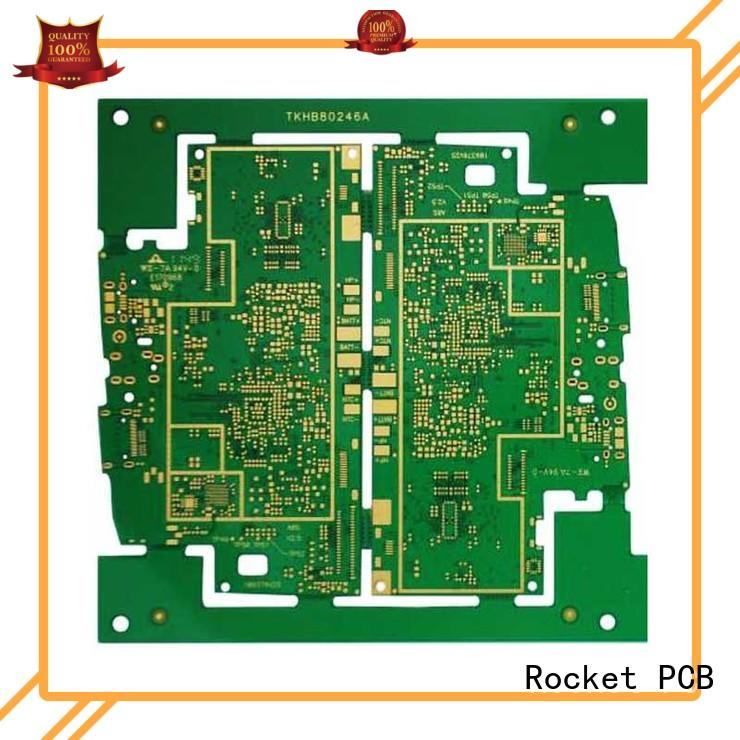 Rocket PCB customized pcb design process board wide usage