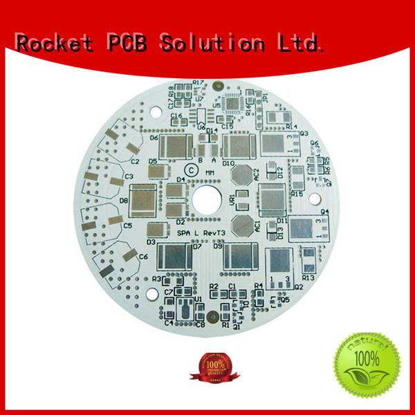 Rocket PCB custom led pcb circuit for digital products