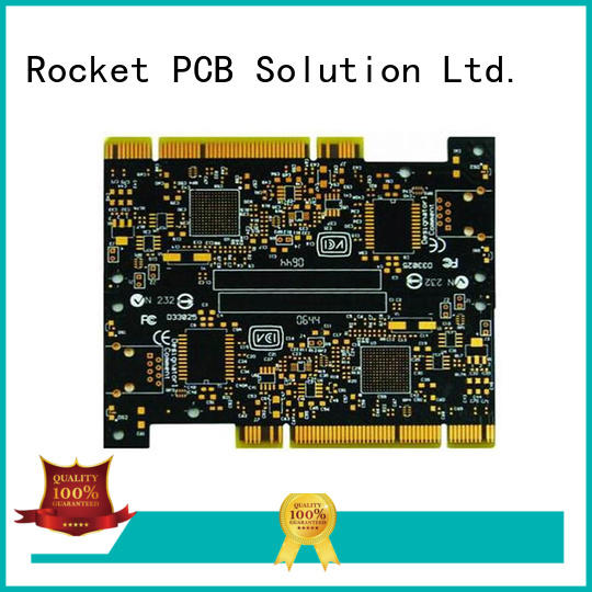 Professional Optional plating gold pcb gold finger pcb gold plated pcb