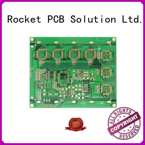 Rocket PCB high quality multilayer printed circuit board hot-sale for sale