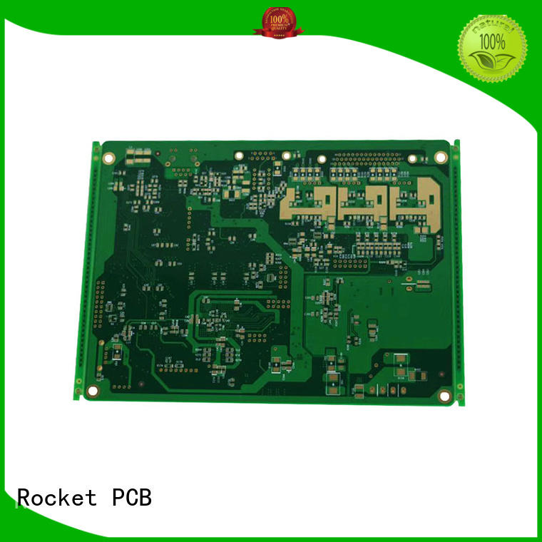 Rocket PCB maker heavy copper pcb high quality for electronics