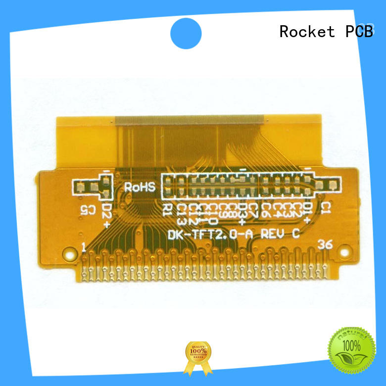Rocket PCB core flexible pcb for digital device
