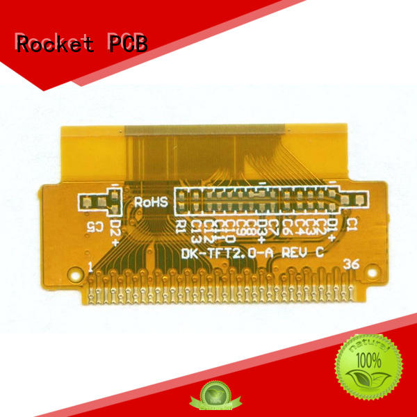 high quality flex pcb multi-layer for electronics Rocket PCB