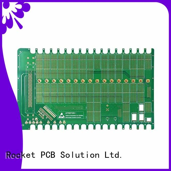 Rocket PCB fabricate printed circuit board components fabricate