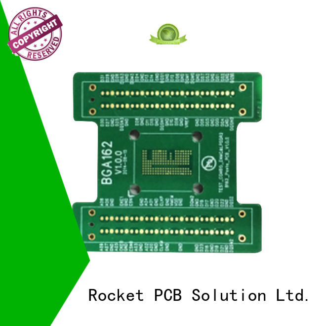 Rocket PCB manufacturing embedded pcb assembly components for wholesale