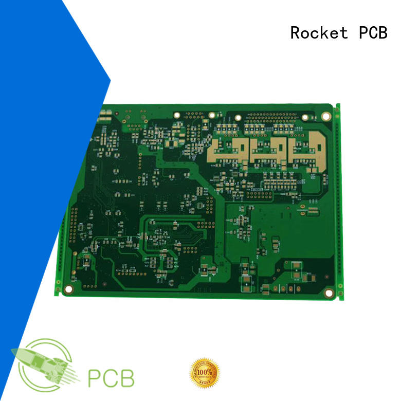power thick copper pcb coil for electronics Rocket PCB