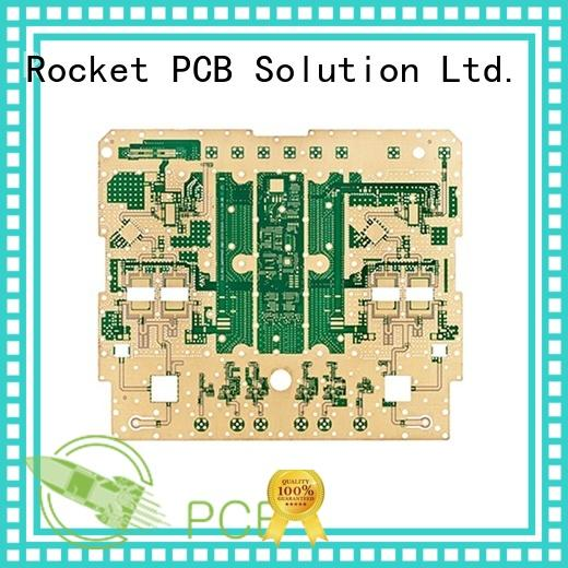 micro-wave RF PCB production pcb factory price instrumentation
