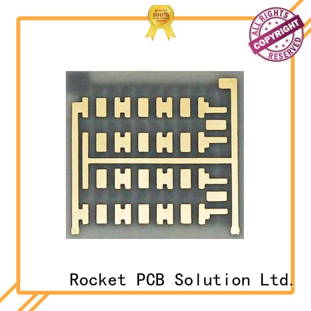 Rocket PCB material ceramic pcb material base