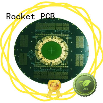 Rocket PCB top quality ic substrate pcb substrate for digital device