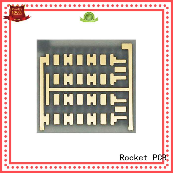 Rocket PCB heat-resistant ceramic pcb manufacturer base for base material