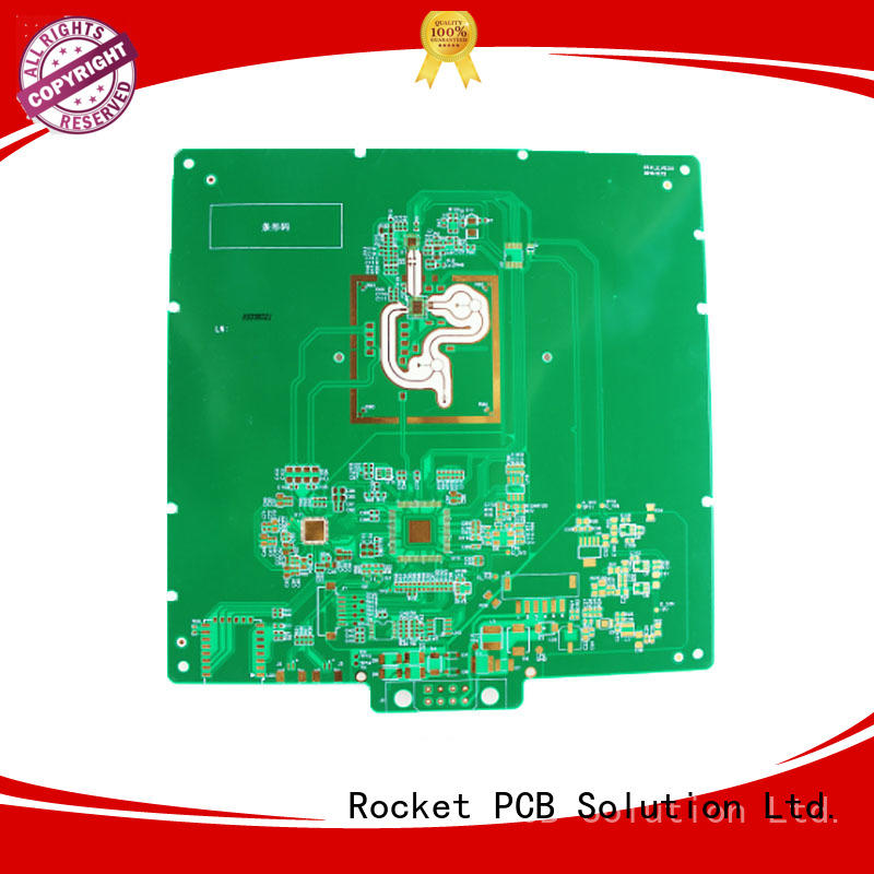Rocket PCB material rogers pcb rogers for electronics