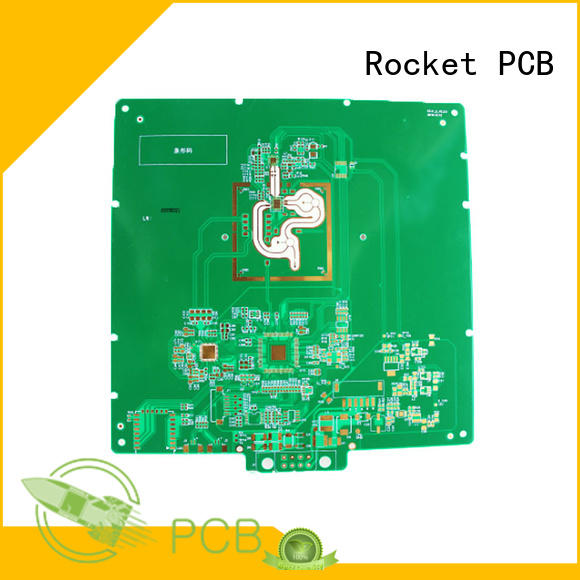 mixed multilayer board structure material for electronics