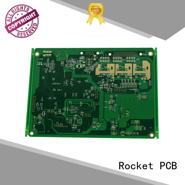Rocket PCB thick printed circuit board assembly high quality for digital product