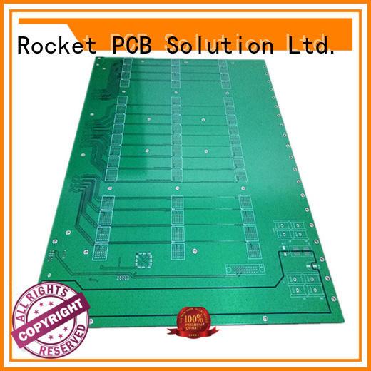 Rocket PCB size big pcb format smart house control