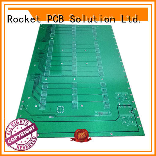 Rocket PCB size big pcb format smart house control