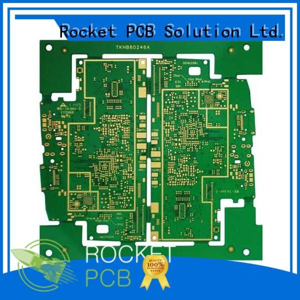 Rocket PCB multistage pcb design and fabrication density interior electronics