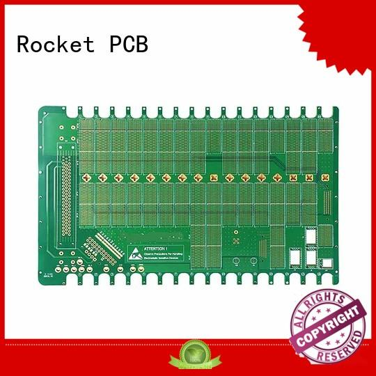 Rocket PCB multi-layer pcb printing service industry for vehicle
