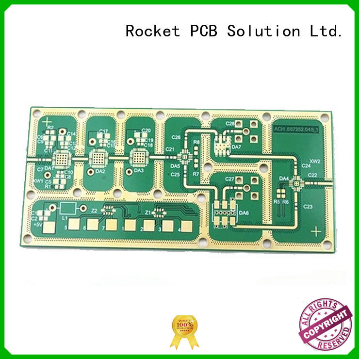 open multilayer power circuit board Rocket PCB manufacture