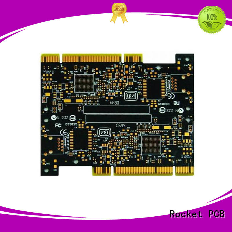 plated holes at discount for import Rocket PCB