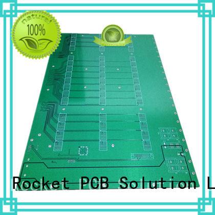 Rocket PCB board big pcb scale smart house control