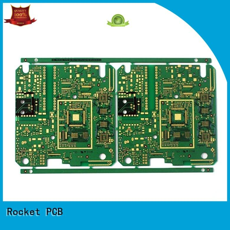 double layer pcb hot-sale Rocket PCB