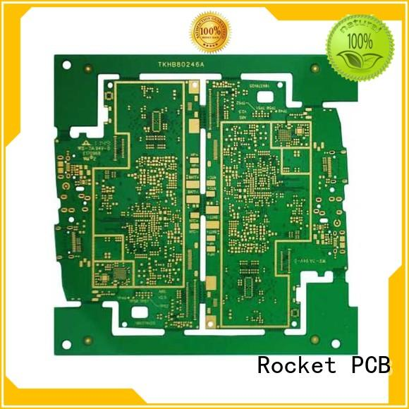 multistage HDI PCB laser electronics