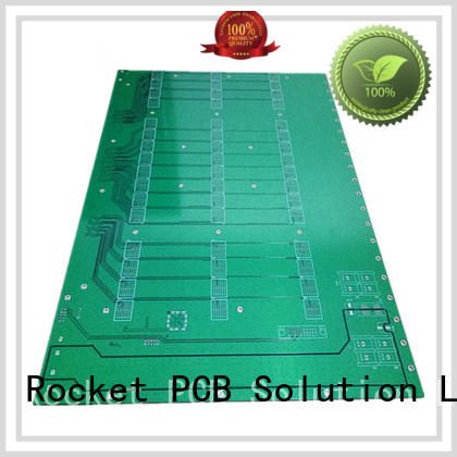 Rocket PCB manufacturing pcb supplies circuit for digital device