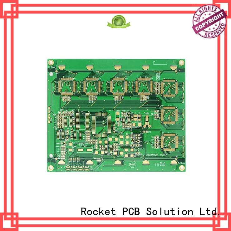 Rocket PCB top brand pcb prototype china at discount smart home