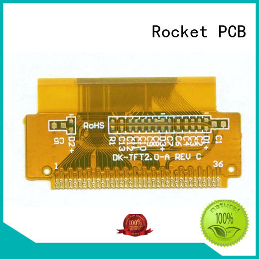 Rocket PCB multilayer flexible pcb board for digital device