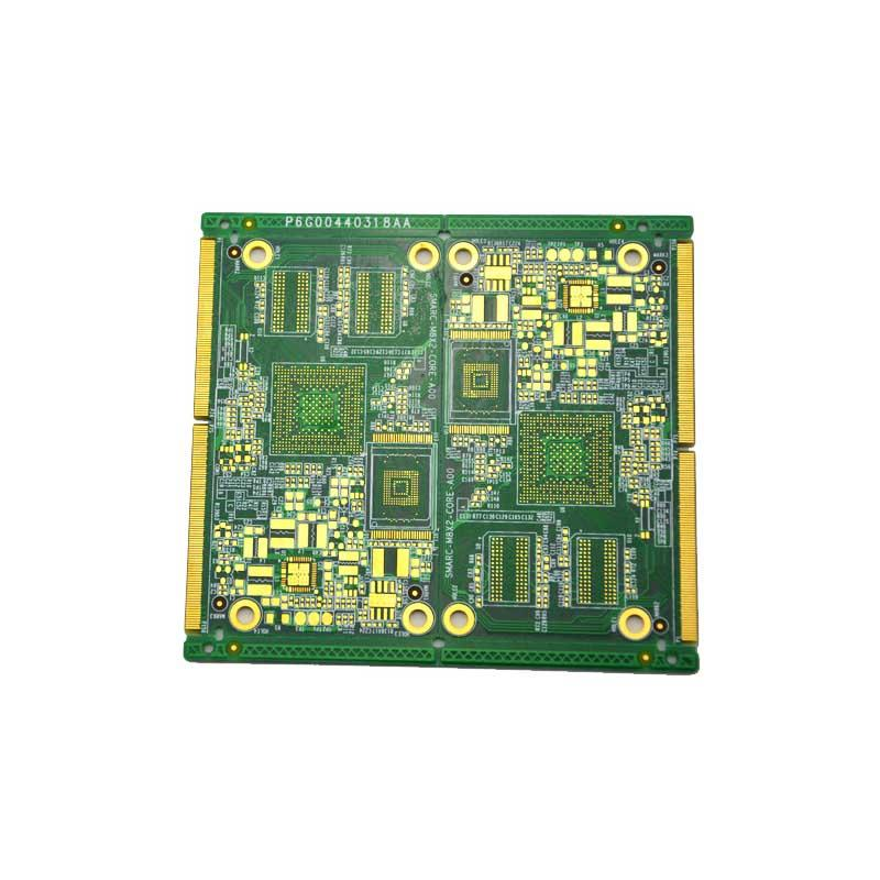 Rocket PCB hdi pcb design and fabrication laser hole wide usage-3