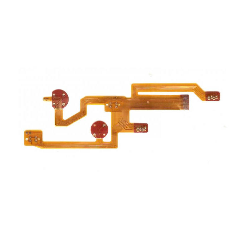 Rocket PCB pi flexible pcb cover-lay for automotive-3