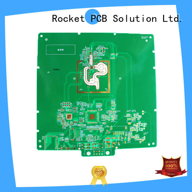 Rocket PCB rogers pcb board layers rogers for electronics