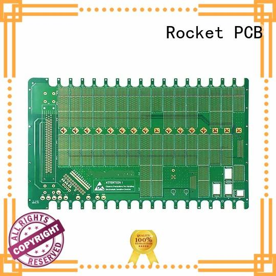 fabricate high speed backplane fabrication at discount Rocket PCB