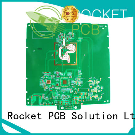 Rocket PCB types of pcb board production for electronics