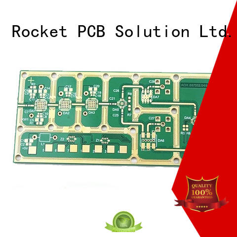 open high frequency PCB multilayer smart control for sale