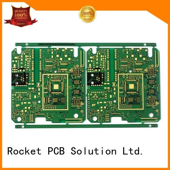 Rocket PCB multi-layer pcb manufacturing process mircovias at discount