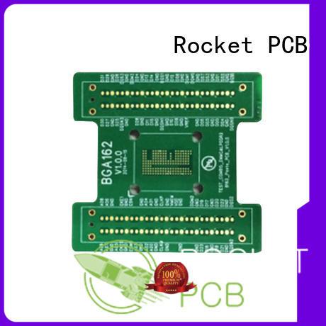 Rocket PCB high-tech pcb production capacitors at discount